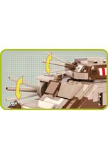 COBI COBI WW2 2391 - M3 Grant Medium Tank