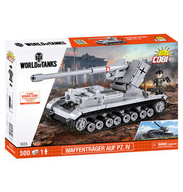 COBI COBI World of Tanks 3033 Waffentrager Auf PZ.IV
