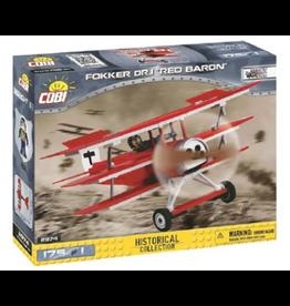 COBI COBI WW1 2974 - Fokker Dr.I Red Baron