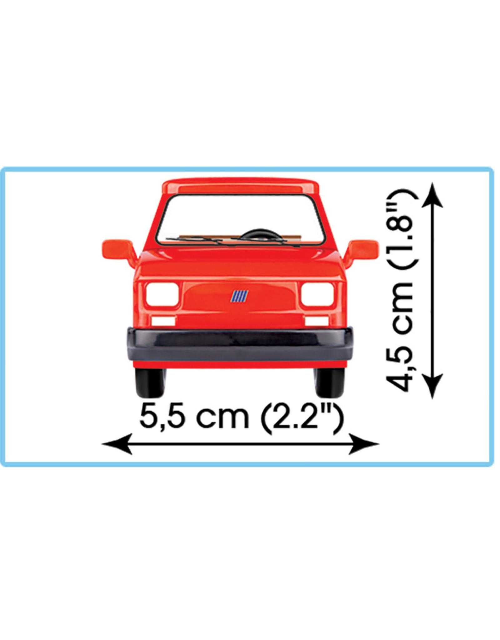 COBI COBI 24531 - Fiat 126el