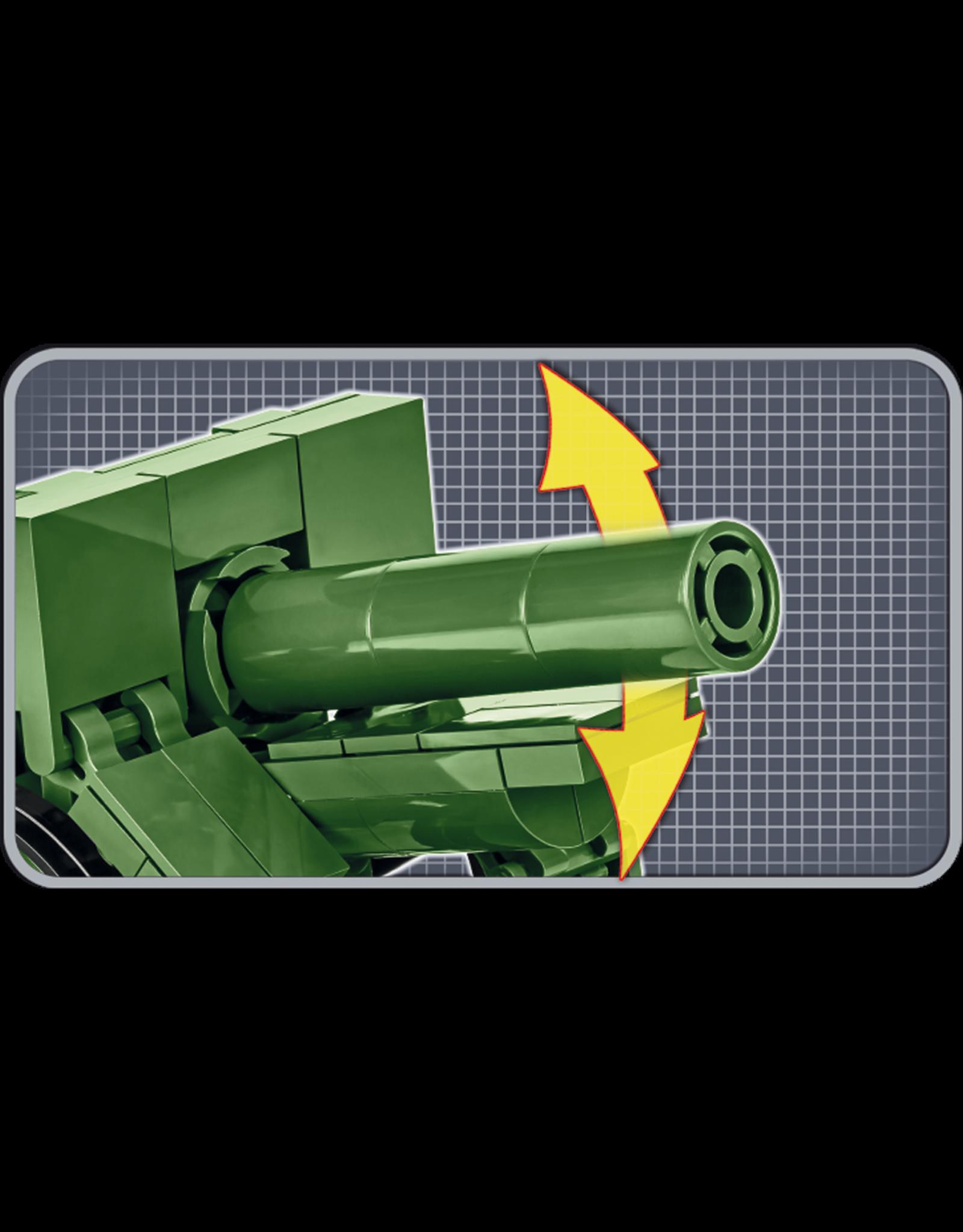 COBI COBI WW1 2981 - Heavy Howitzer 155mm