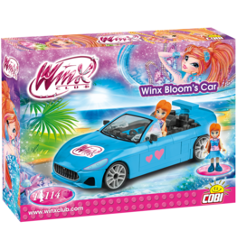 COBI COBI Winx 25086 - Winx Bloom's Car