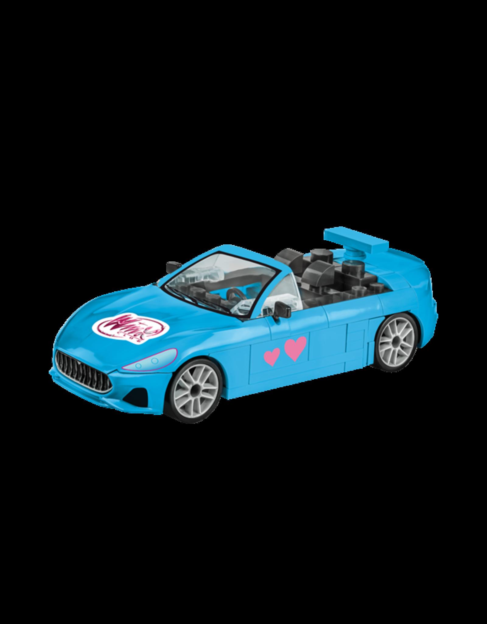 COBI COBI Winx 25086 - Winx Bloom's Car