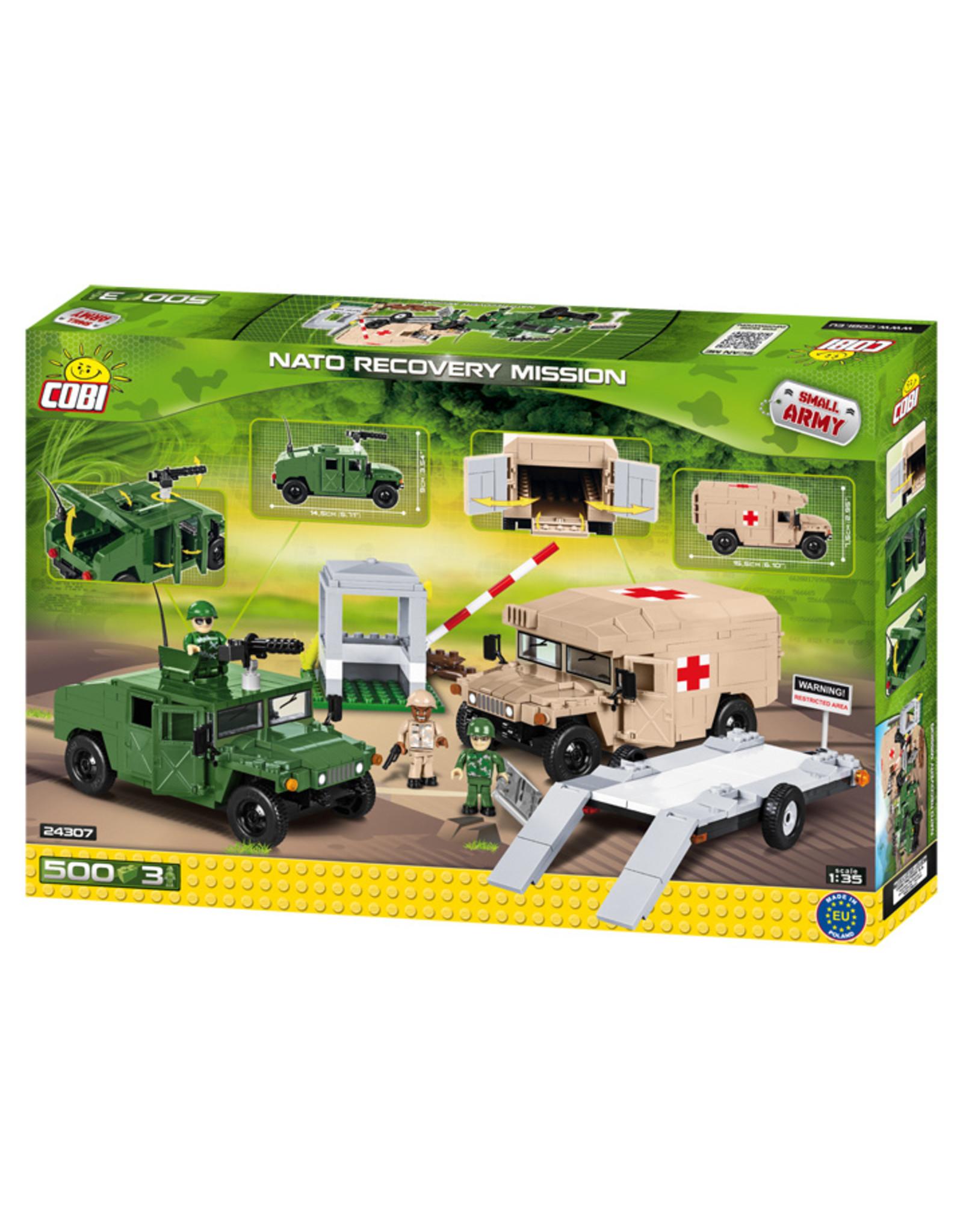 COBI COBI  24307 NATO Bergingsmissie