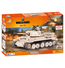 COBI COBI  World of Tanks 3002 Cromwell