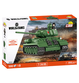 COBI COBI World of Tanks 3005A T-34/85