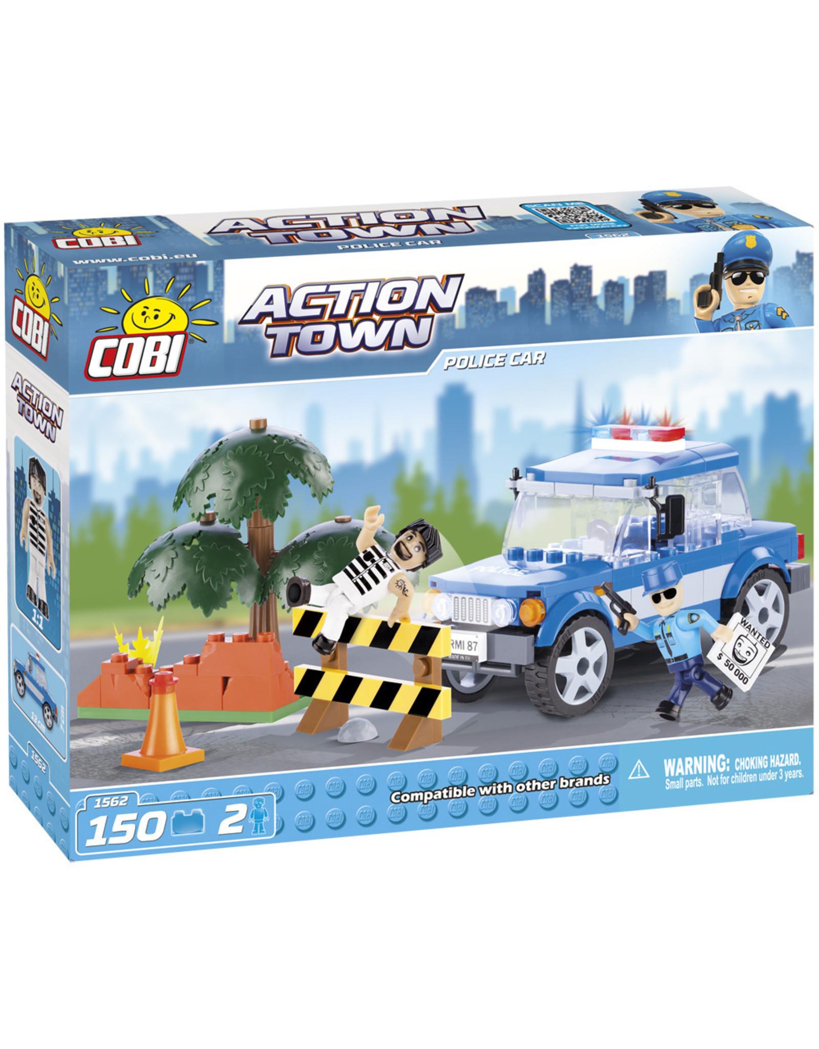 COBI COBI - Action Town 1562 - Police Car