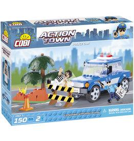 COBI COBI - Action Town 1562 - Politie Auto