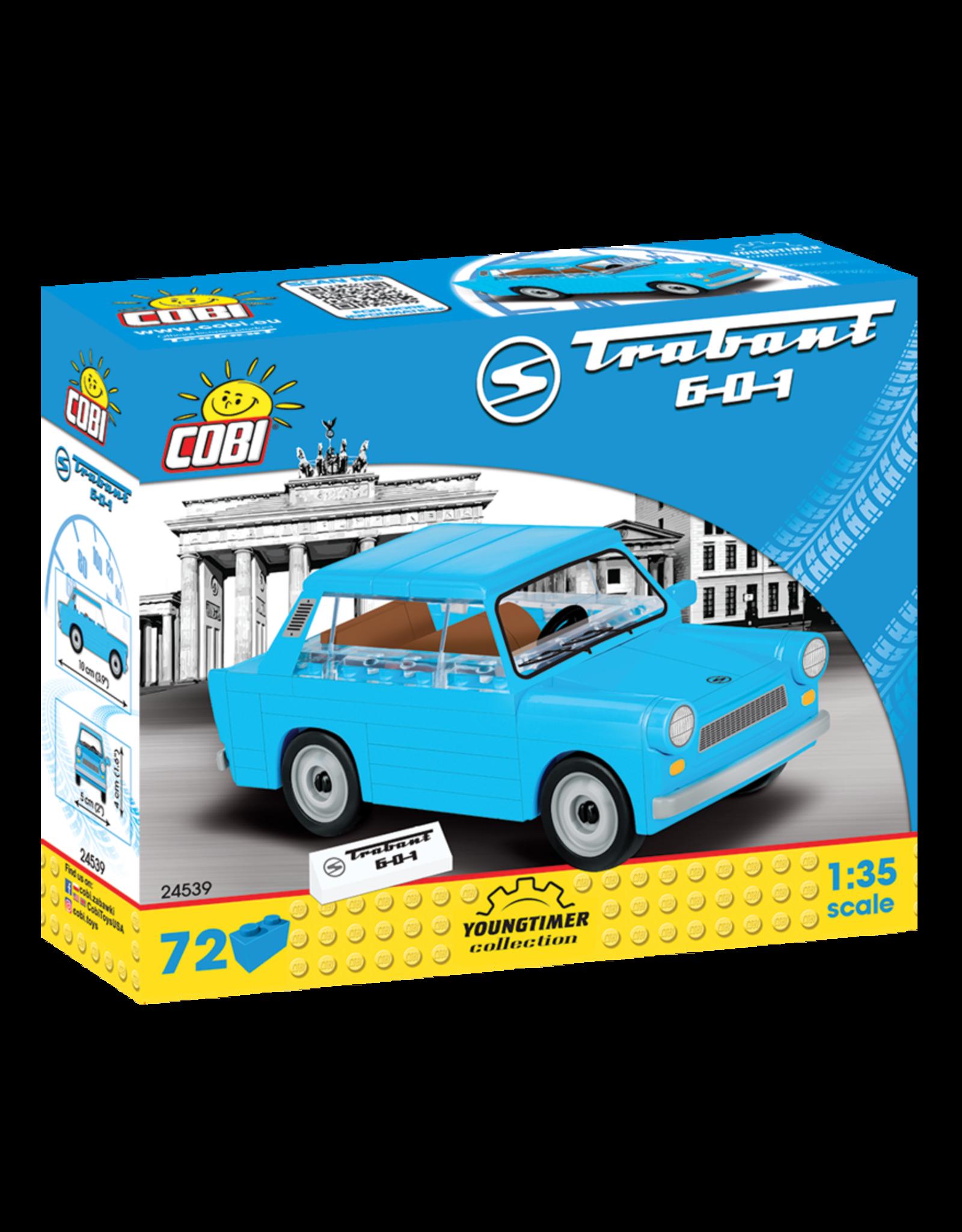 COBI COBI 24539 - Trabant 601