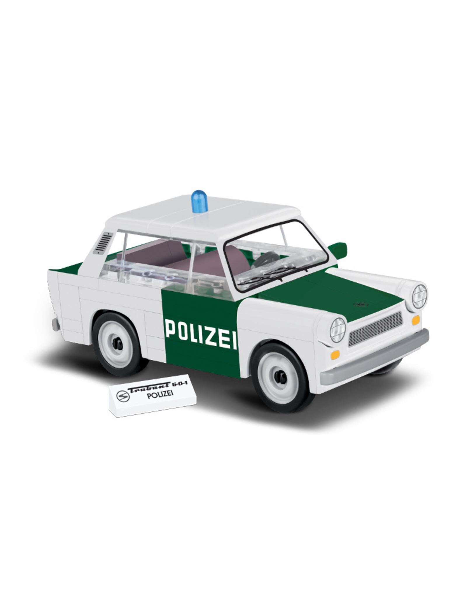 COBI COBI 24541 - Trabant 601 Politie