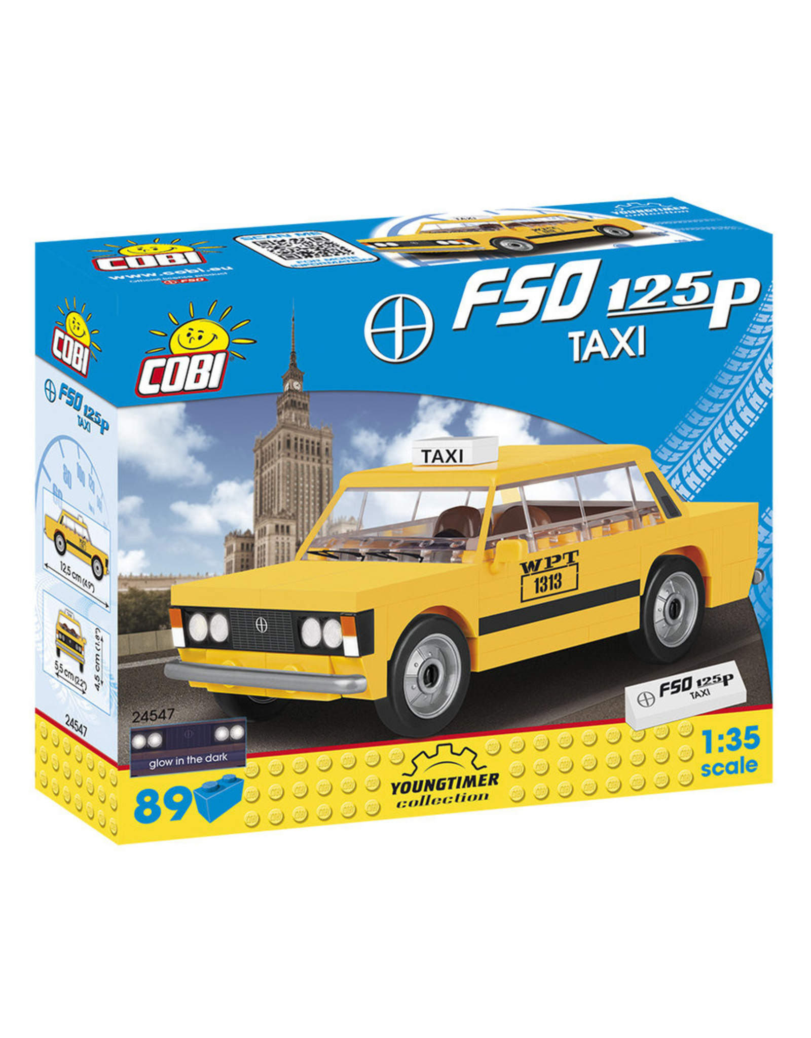 COBI COBI 24547 - FSO 1300 Taxi
