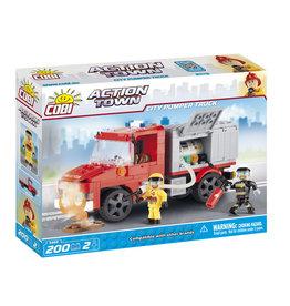 COBI COBI - Action Town 1468 - City Pumper Truck