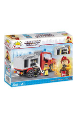 COBI COBI - Action Town 1468 - Brandweer Blusvoertuig