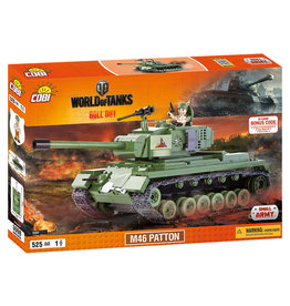 COBI COBI  World of Tanks 3008 M46 Patton