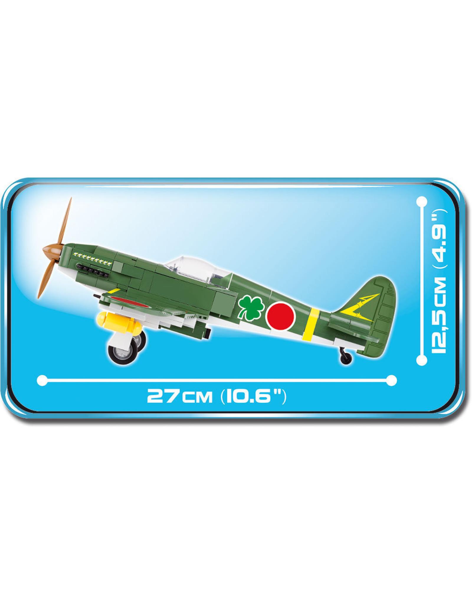COBI COBI  WW2 5520 - Kawasaki Ki-61