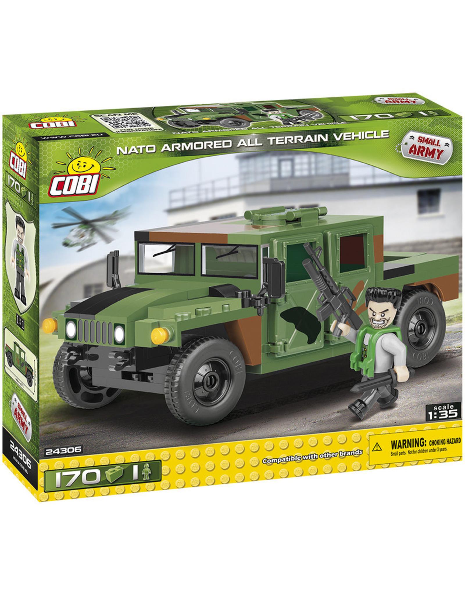 COBI COBI  24306 NATO AATV Jungle