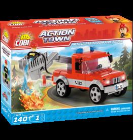 COBI COBI - Action Town 1479 - Boom Fire truck