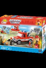 COBI COBI - Action Town 1479 - Baum Feuerwehrauto