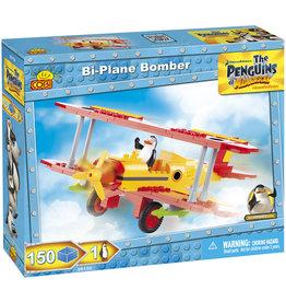 COBI COBI Penguins 26150 Bi Plane Bomber
