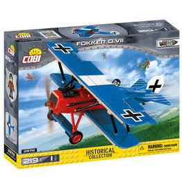 COBI COBI WW1 2978 - Fokker D.VII