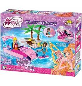 COBI COBI Winx 25145 - Winx Island Getaway