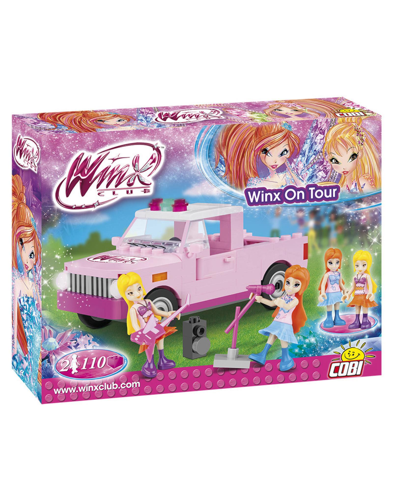 COBI COBI Winx 25087 - Winx On Tour