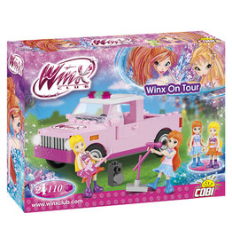 COBI COBI Winx 25087 - Winx On Tour