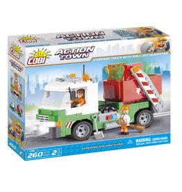 COBI COBI - Action Town 1781 - Garbage Truck