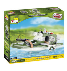 COBI COBI  2195 - River Patrol Boat
