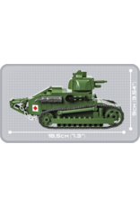 COBI COBI WW1 2973 - Renault FT-17