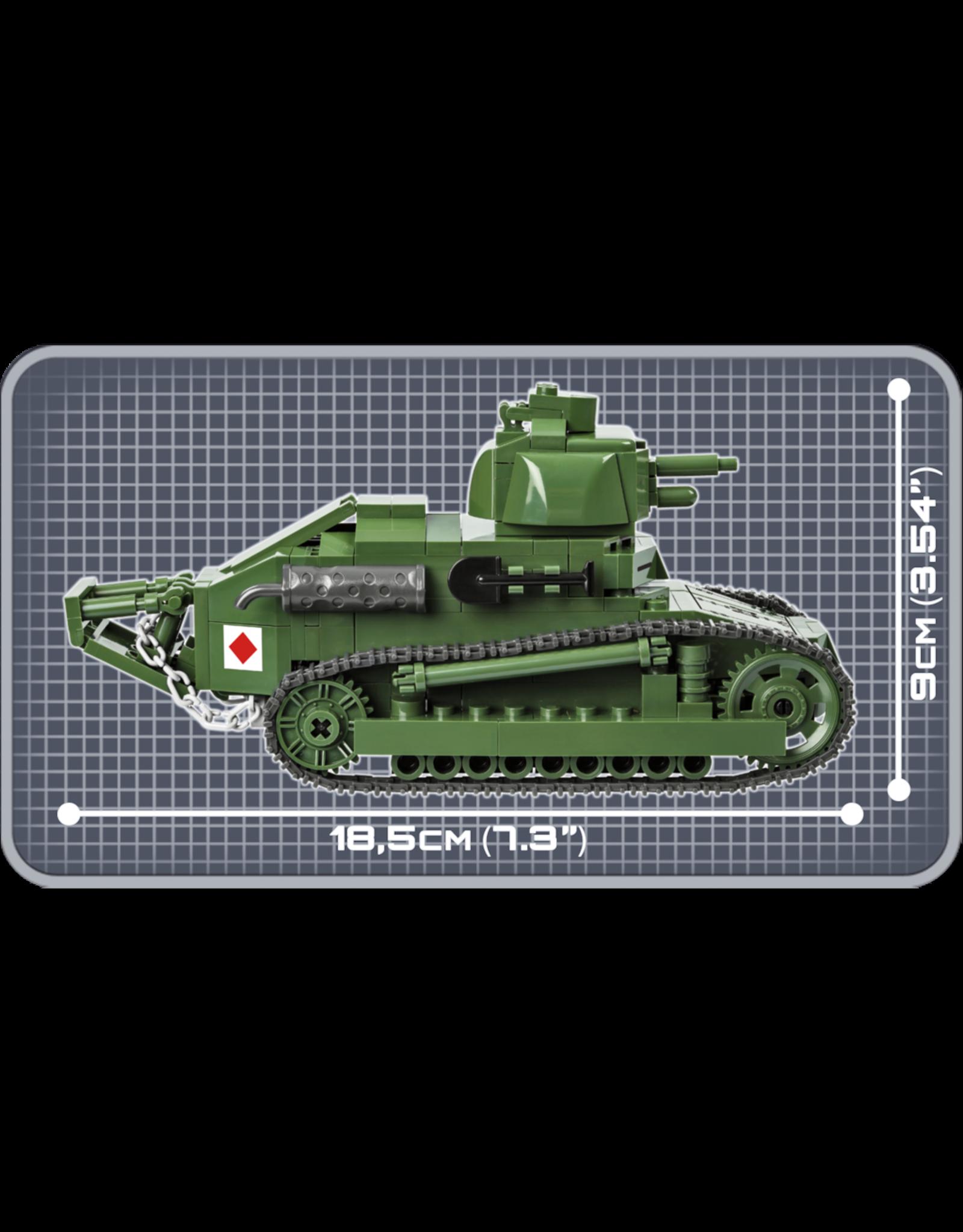 COBI COBI WW1 2973 - Renault FT-17