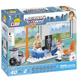 COBI COBI Action Town 1760 - Emergency Room