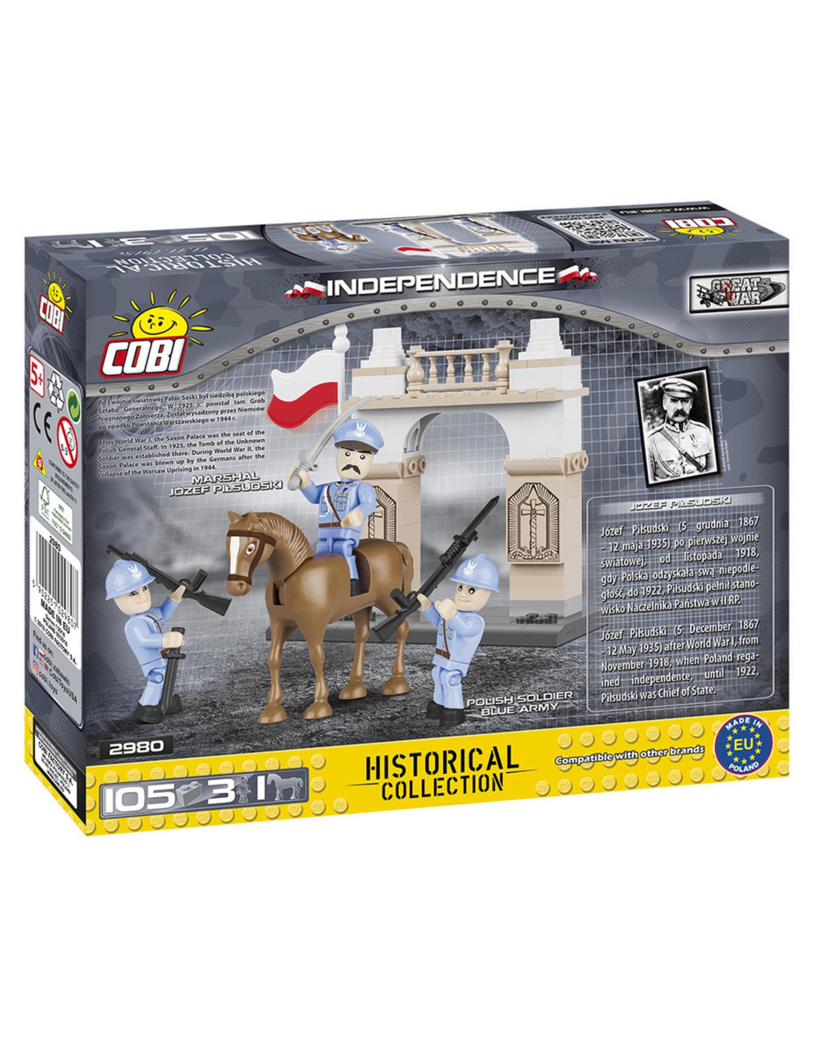 COBI COBI WW1 2980 - Independence