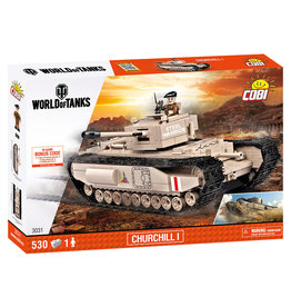 COBI COBI World of Tanks 3031 Churchill I