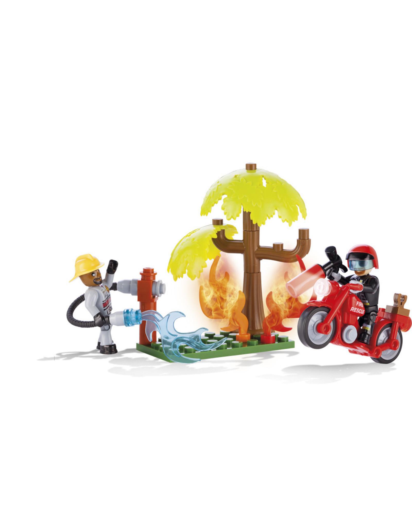 COBI COBI - Action Town 1460 - Brandweer Redding