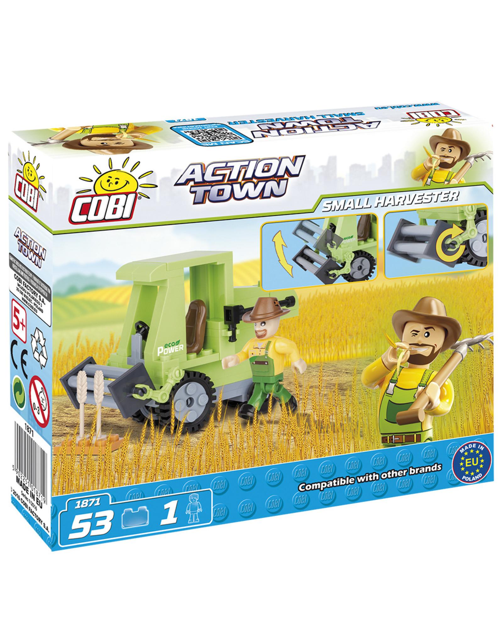 COBI COBI Action Town 1871 - Mini Combine