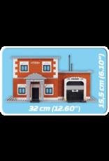 COBI COBI Action Town 1477 - Brandweerkazerne