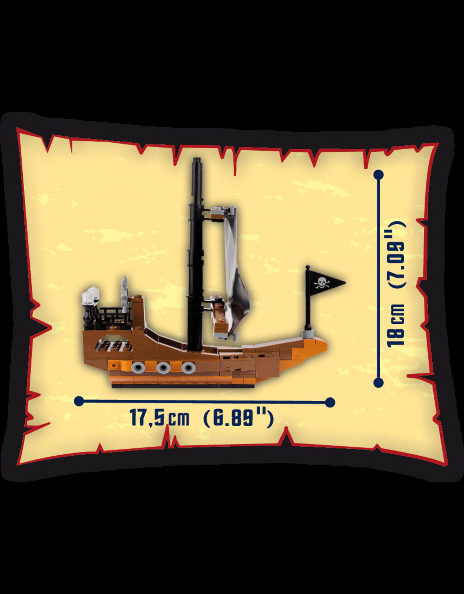 COBI COBI Pirates Jacks Ship 6019