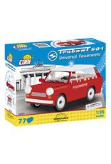 COBI COBI 24555 - Trabant 601 Brandweer