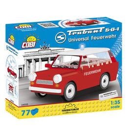 COBI COBI 24555 - Trabant 601 Feuerwehr