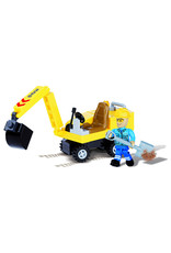 COBI COBI Action Town 1671 - Mini Excavator