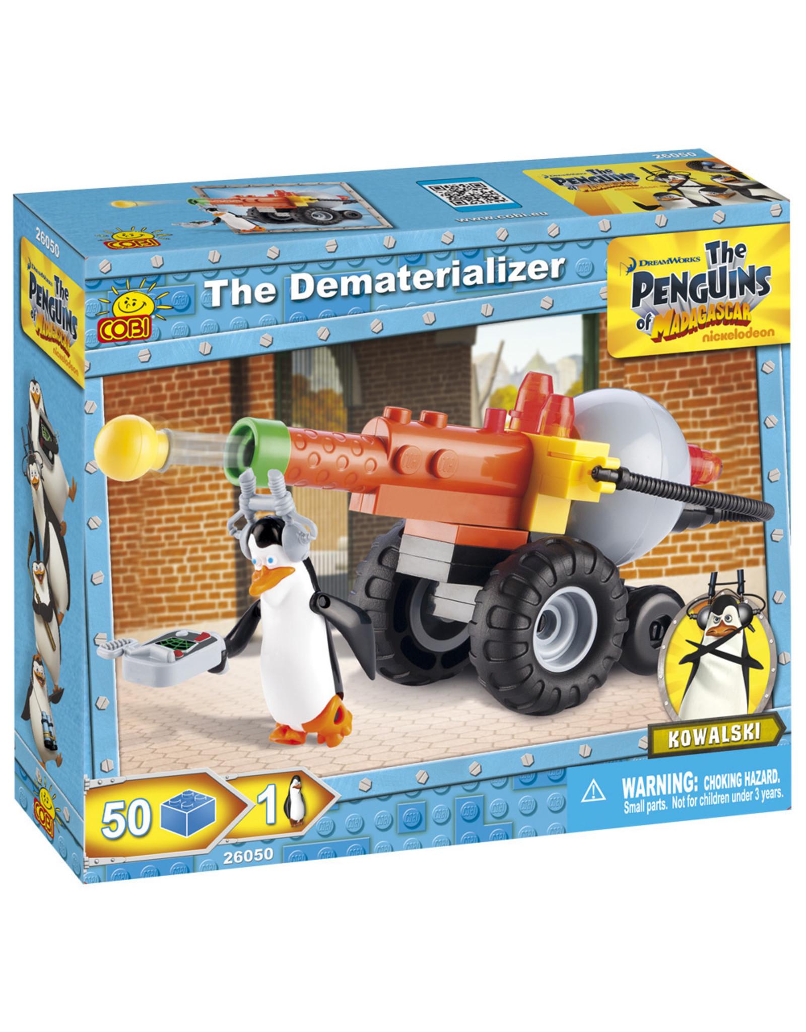 COBI COBI Penguins 26050 the Dematerializer