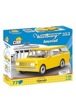 COBI COBI 24543A - Wartburg 353 Tourist