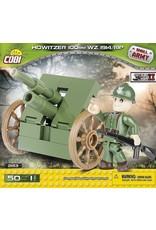 COBI COBI  WW2 2153 - Howitzer 10cm WZ 1914