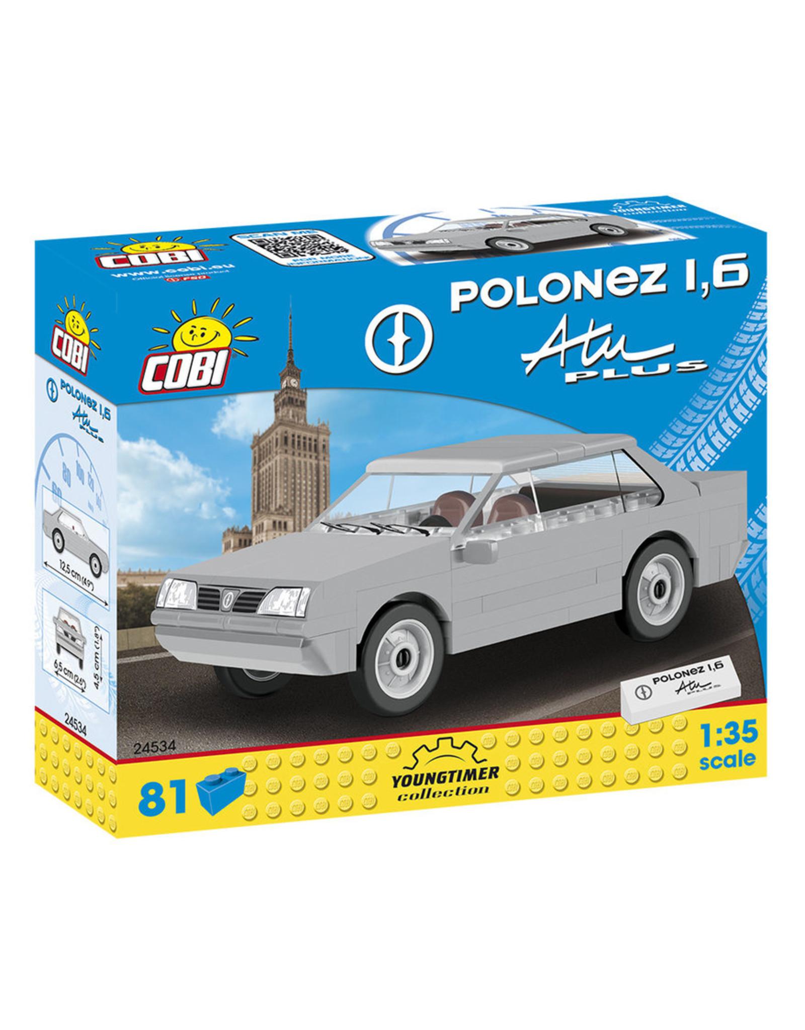 COBI COBI 24534 - FSO Polonez Atu