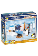 COBI COBI Penguins 26082 - Noordpool Missie