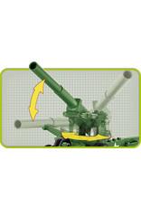 COBI COBI WW2 2394 - 155mm Gun M1 Long Tom