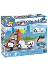 COBI COBI - Action Town 1560 - Police Chase