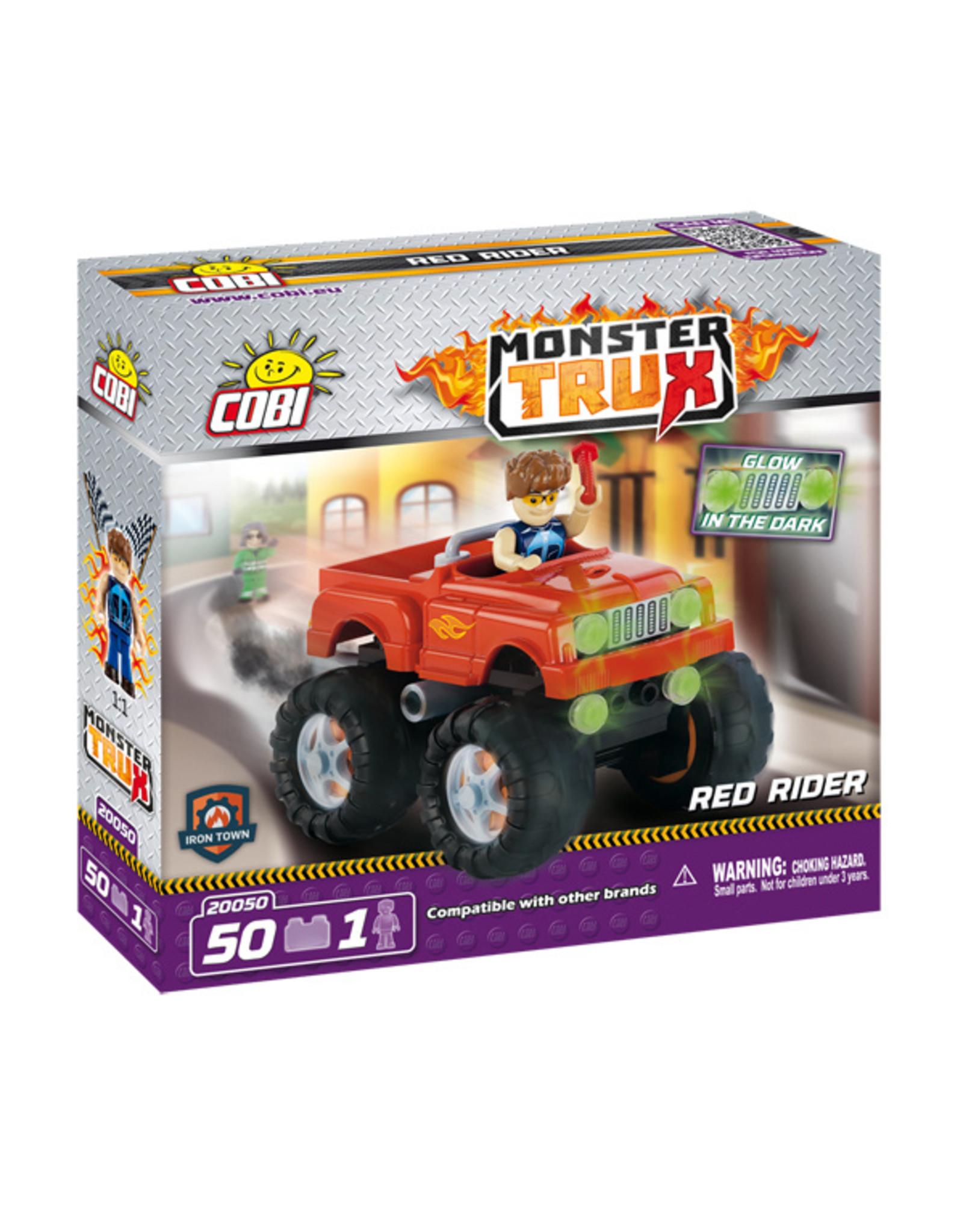 COBI COBI - Monster Trux - 20050 Red Rider