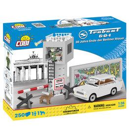 COBI COBI 24557 - Trabant 601 Einde Berlijnse muur
